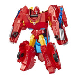 Transformers Cyberverse Warrior class Hot Rod Autobot Robot toy