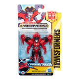 Transformers Cyberverse Scout Class Windblade Packaging