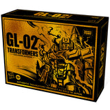 Transformers GL-02 Golden Lagoon Deluxe Starscream hasbro usa box package front angle