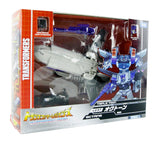 Transformers Legends LG57 Octane Ghost starscream packaging box