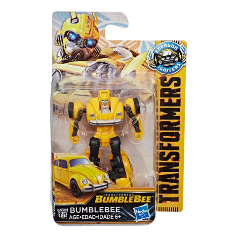 Transformers: Bumblebee Energon Igniters Speed Series volkswagen box package
