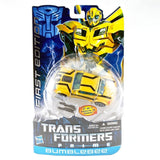 Transformers Prime First Edition 001 Deluxe Bumblebee Hasbro USA Box Package Front