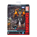 Transformers Movie Studio Series 17 Deluxe Shadow Raider Orange Lockdown box package