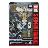 Transformers Studio Series 21 ROTF Starscream Voyager box package