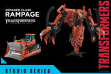 Transformers Movie Studio Series 37 Constructicon Rampage Red Promo
