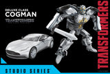 Transformers Movie Studio Series 39 Deluxe Cogman The Last Knight Promo image