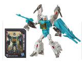 Transformers Titans Return Autobot Teslor & Brainstorm Deluxe Walgreens exclusive Robot Card