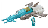 Transformers Titans Return Autobot Teslor & Brainstorm Deluxe Walgreens exclusive Vehicle mode titanmaster