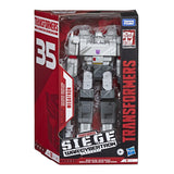 Transformers Siege WFC-S66 Classic Animation Megatron Box Package