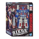 Transformers War for Cybertron Siege WFC-S13 Leader Ultra Magnus Box Package