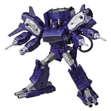 Transformers War Cybertron Siege WFC-S14 Leader Decepticon Shockwave Super mode robot
