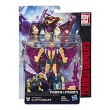 Transformers Power of the Primes Terrorcon Cutthroat Deluxe Package Box