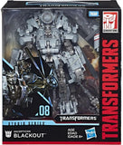 Transformers Studio Series 08 Decepticon Blackout - Leader
