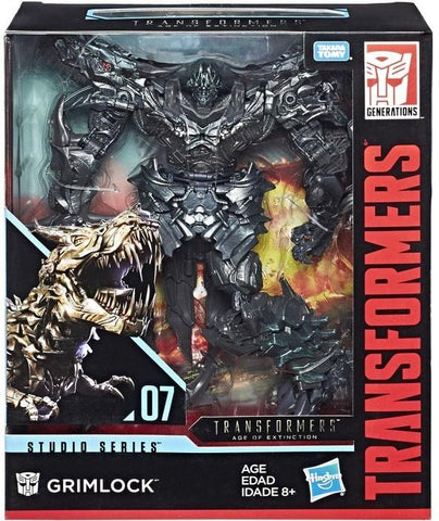 Transformers Studio Series 07 Grimlock Leader