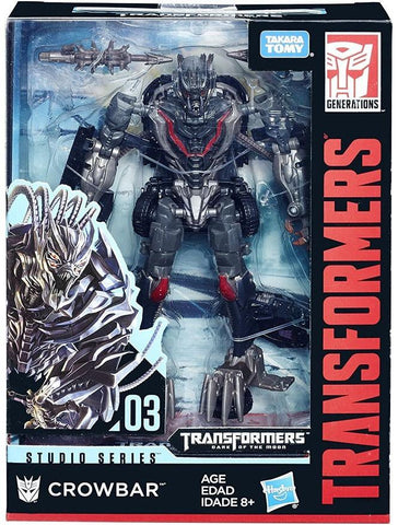 Transformers Studio Series 03 Crowbar - Deluxe