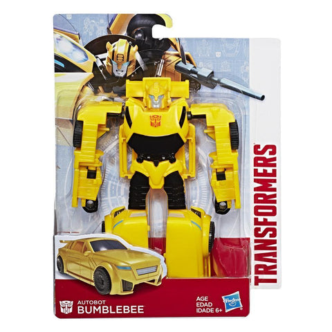 Transformers Authentics Bumblebee Deluxe Packaging