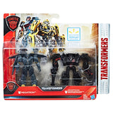 Transformers Movie TLK The Last Knight Autobots Unite Megatron & Decepticon Berserker Legion Class package box