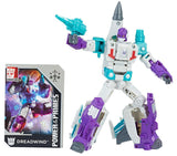 Transformers Power of the Primes Deluxe Dreadwind Robot Mode