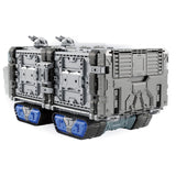 TakaraTomy Diaclone Reborn Reboot DA-65 Battle Convoy V-MAX Japan Mobile Base mothership combined toy back