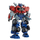 TakaraTomy Diaclone Reborn Reboot DA-65 Battle Convoy V-MAX Japan combined robot toy back