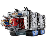 TakaraTomy Diaclone Reborn Reboot DA-65 Battle Convoy V-MAX Japan Mobile Base mothership combined toy