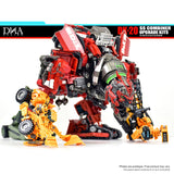 DNA Design DK-20 ss combiner upgrade kits 3rd third party add-on construction Combined robot photo