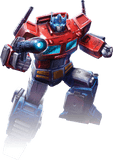 Transformers Power of the Primes POTP Leader Evolution Optimus Prime Character Art