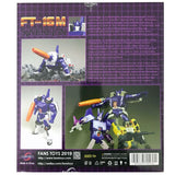 Fans Toys FT-16M Sovereign Special Edition Metallic Color reissue box package back third party