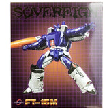 Fans Toys FT-16M Sovereign Special Edition Metallic Color reissue box package front third party