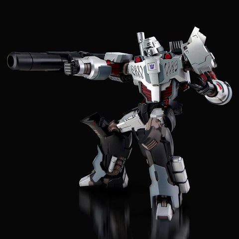 Flame Toys Furai Model Kit IDW Megatron Decepticon Version