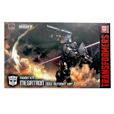 Transformers Flame Toys Furai Model Kit 05 IDW Autobot Megatron Box Package