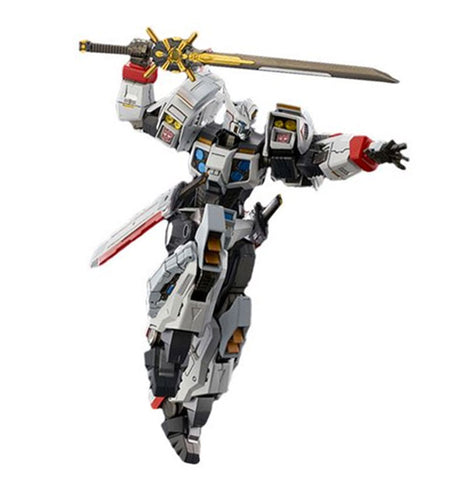 Transformers Flame Toys Furai Model Kit 10 Drift with sword