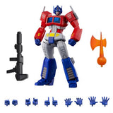 Flame Toys Furai Model Kit 13 Optimus Prime (G1 ver.) everything together