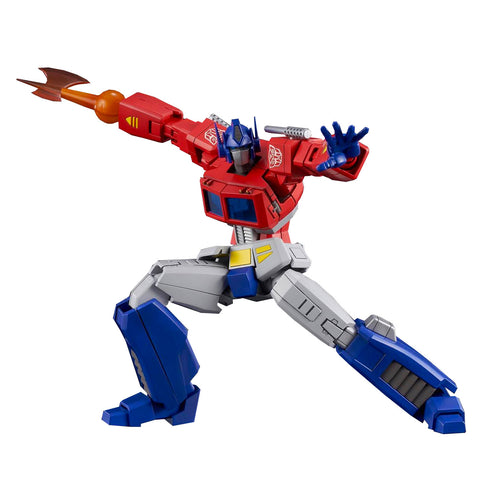 Transformers Flame Toys Furai Model Kit 13 Optimus Prime (G1 Ver.) robot Toy