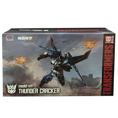 Flame Toys Furai Model 05 Transformers Thundercracker - Model Kit