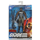 Hasbro G.I. Joe Classified Series 11 Special Mission: Cobra Island Roadblock Box Package Front