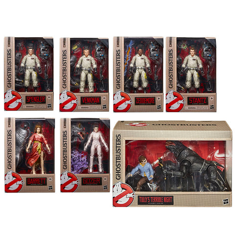 Ghostbusters Plasma Series Movie 1 Complete Set - 10-Figure Bundle