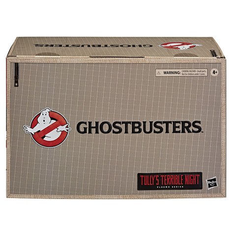 Ghostbusters Plasma Series Tully's Terrible Night - 2-pack