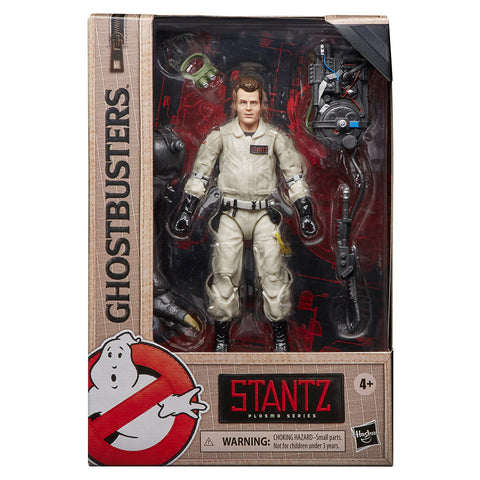 Ghostbusters Plasma Series Ray Stantz 6-inch Action Figure Movie 1 Box Package Front