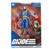 Hasbro G.I. Joe Classified Series 06 Cobra Commander NTWRK Exclusive Box Package Front
