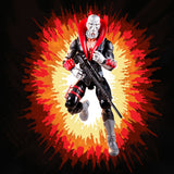 Hasbro G.I. Joe Retro Series Destro Walmart exclusive action figure toy promo art