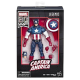 Hasbro Marvel Legends 80th Anniversary Captain America Exclusive Box Package