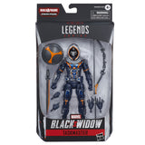 Hasbro Marvel Legends 6-inch Taskmaster Crimson Dynamo wave Box Package Front