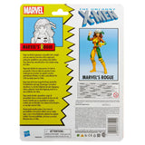 Hasbro Marvel Legends Retro Collection X-men Rogue Target Exclusive Box Package Back