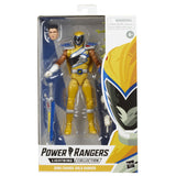 Hasbro Power Rangers Lightning Collection Dino Charge Gold Ranger Box Package Front