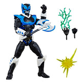 Hasbro Power Rangers Lightning Collection In Space Psycho Blue ranger Action Figure Toy Accessories