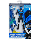 Hasbro Power Rangers Lightning Collection In Space Psycho Blue ranger Box Package Front