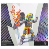 Hasbro Power Rangers Lightning Collection Spectrum Series Mighty Morphin King Sphinx Monster Target Exclusive Box Package Back
