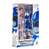 Hasbro Power Rangers Lightning Collection Mighty Morphin Blue Ranger Box Package Angle