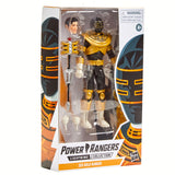 Hasbro Power Rangers Lightning Collection Zeo Gold Ranger Box Package Angle